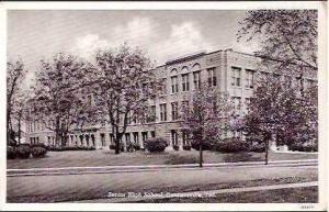 IN Connersville Senior High School