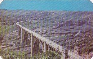 Westinghouse Bridge East Of Pittsburg Pennsylvania
