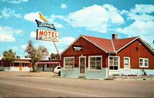 Wyoming Rock River The Liberty Motel
