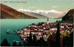 CPA Bellagio Lago di Como . ITALY (541107)