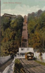 Incline Railway Montreal Canada