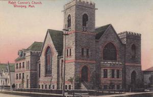 Exterior, Ralph Connor's Church, Winnipeg, Manitoba, Canada, 00-10s