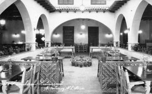 Monterrey Nuevo Leon Mexico inside Sanbornes Restaurant real photo pc Y11131