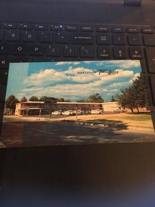 Vintage Postcard; Marysville CA Travelodge