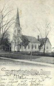 St. John's Lutheran Church Altamont NY Postal Used Unknown