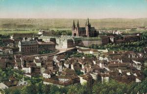 Czech Republic Praha Královský Hrad s katedrála sv. Vita 02.80