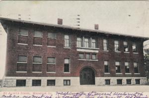 WAUKEGAN , Illinois, 1910 ; McAllister School