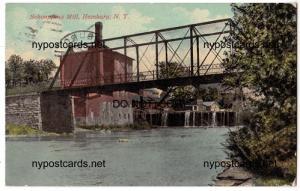 Schoepflins Mill, Hamburg NY