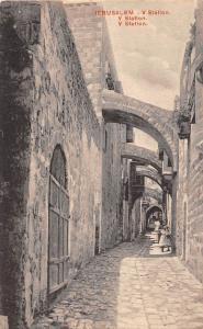 Israel Jerusalem V Station, Rue, Road, Street