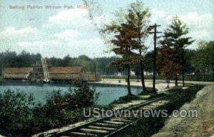 Bathing Pavilion - Whalom Park, Massachusetts MA