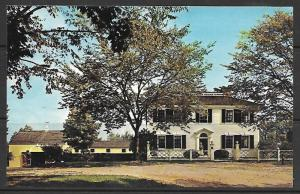 Massachusetts, Sturbridge - Salem Towne House - Old Sturbridge Village