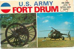 Buy Postcard US Army Fort Drum New York