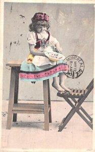 Eating 1909