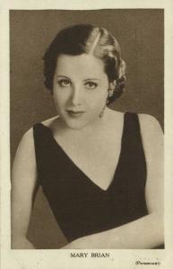 Movie Film Actress MARY BRIAN (1930s) Paramount