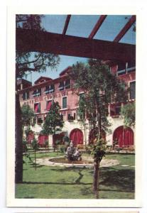 Hotel Cipriani Venezia Continental Postcard Venice Italy