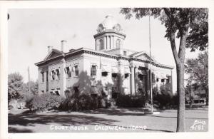RP, Court House, Caldwell, Idaho, 1930-40s ; ELLIS 4181