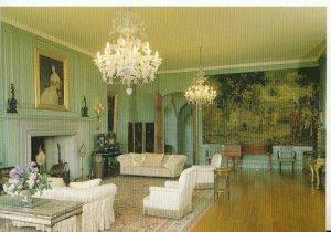 Devon Postcard - Castle Drogo - The Drawing Room - Ref 19127A