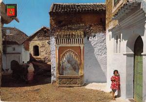 BT3533 Chaouen Puerta del Zoco      Morocco