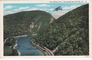 Pennsylvania Delaware Water Gap The Water Gap Curteich
