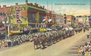 USA Round Up Parade Pendleton Oregon 05.34