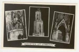 RP: Sights and Churches of Utrecht,Netherlands 1910-20s