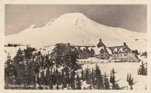 RP: MT. HOOD , Oregon , 1930-40s ; Timberline Lodge