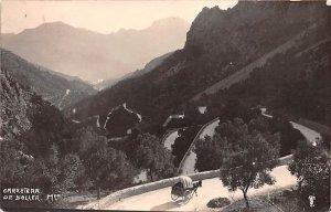 Carretera de Soller Spain Unused