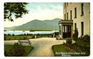 UK - Ireland, Killarney. Royal Victoria Hotel, Lower Lake