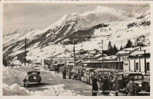 RP: AIROLO , Switzerland , 1930s