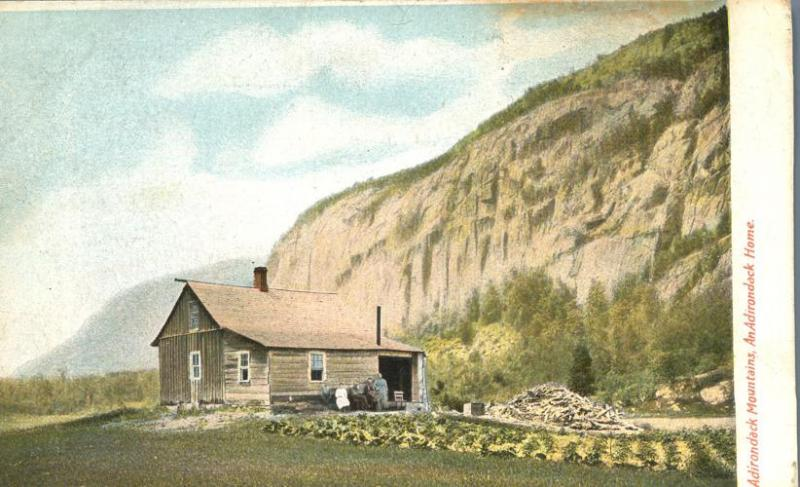 Home - Cabin in the Adirondacks, New York - UDB