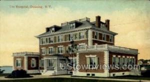 Hospital, Ossining Ossining NY Unused