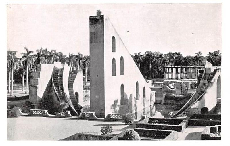 Delhi India Jantar Mantar, Raja Jai Singh's Observatory Delhi Raja Jai Singh'...