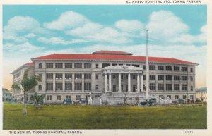 The New St. Thomas Hospital , Canal Zone , Panama , 1910s