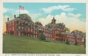 MERIDEN , Connecticut, 1910-20s ; Connecticut School for Boys version 2
