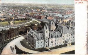 Canada Ottawa Bird's Eye View, Panorama 1906