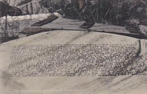 Massachusetts Worcester The Stone Deed Rattlesnake Hill