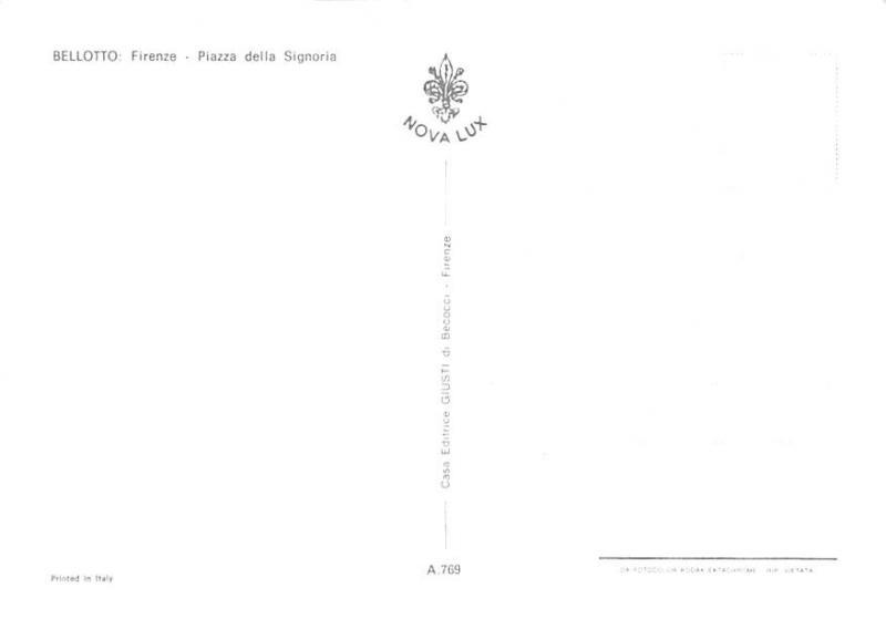 Bellotto - Firenze