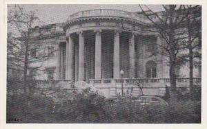Washington DC South Portico Memorial Continental Hall Dexter Press Archives