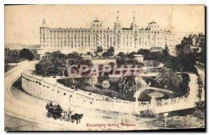 Old Postcard Excelsior Hotel Regina Nice