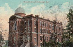 PETERBOROUGH, Ontario, Canada, 1908; Normal School