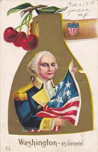 George Washington As General 1914
