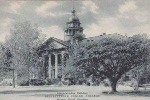 North Carolina Pinehurst Maxton Administration Building Presbyterian Junior C...