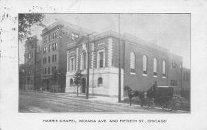 Chicago~Training School for Missions~Harris Chapel~Indiana @ Fiftieth St~1909