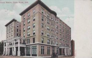 Arkansas Little Rock Hotel Marion