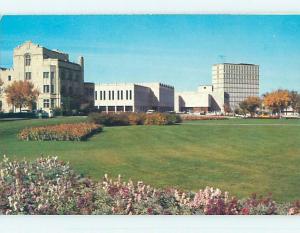Unused Pre-1980 TOWN VIEW SCENE Saskatoon Saskatchewan SK p8483