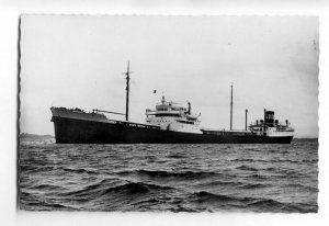 cb0839 - French Oil Tanker - Astarte , built 1948 - postcard