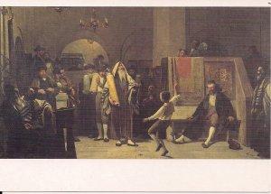 JUDAICA, Jewish Historical Institute, Warsaw, Poland, Art, Simchat Torah, Scroll