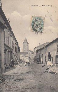 CEINTREY , France , 1905 ; Rue de Nancy