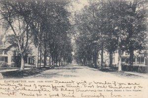 EASTHAMPTON, Massachusetts, 1906; Park Street, TUCK 2226