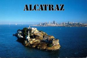 Alcatraz Island San Francisco Bay